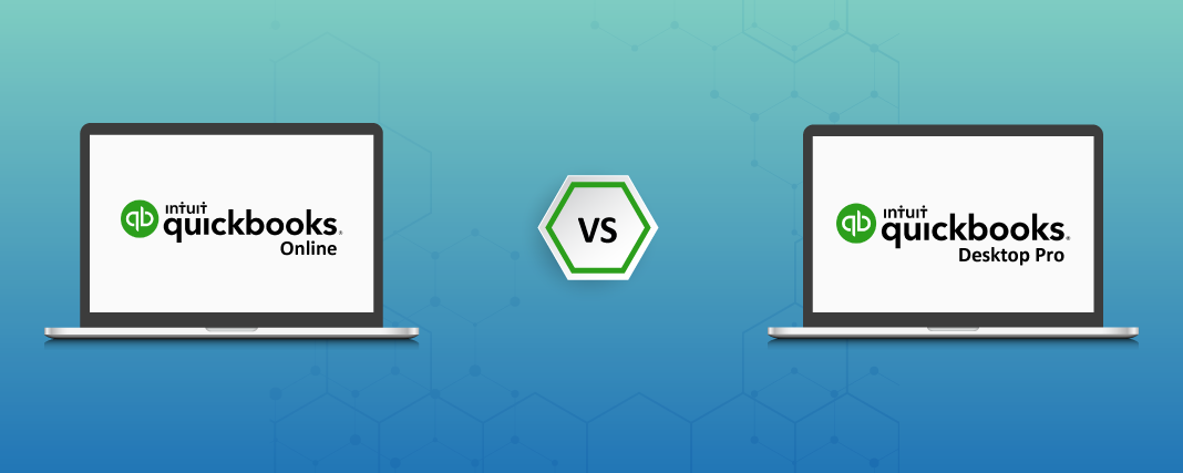 QuickBooks Online VS Desktop Pro: In-Depth Comparison