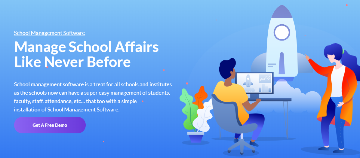 flipscool school management software
