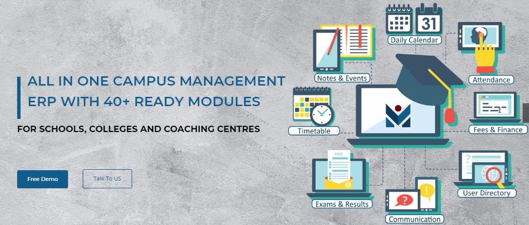 myclasscampus school management software