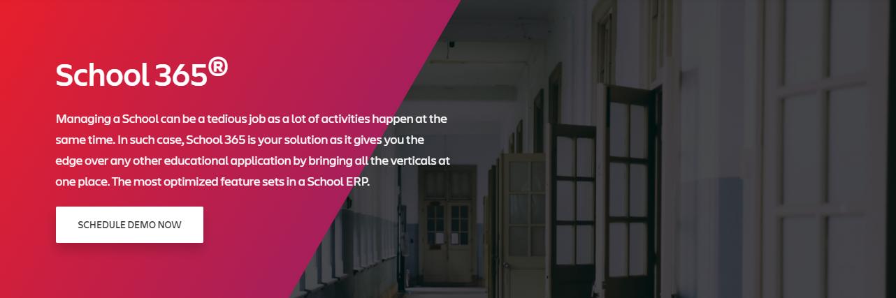 school 365 school management software
