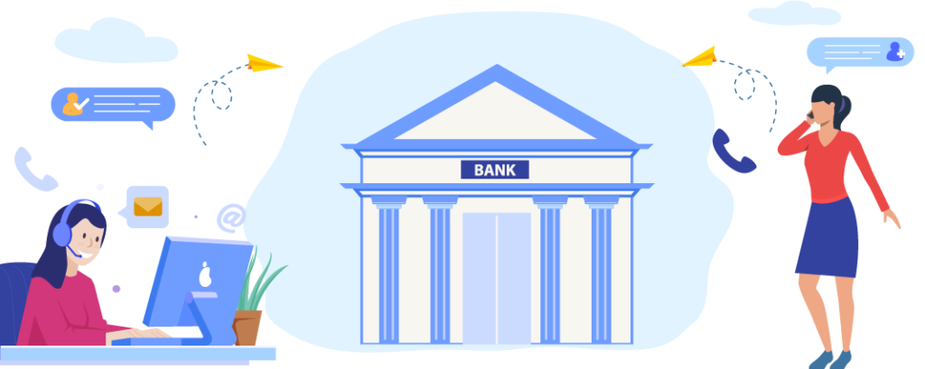 IVR banking