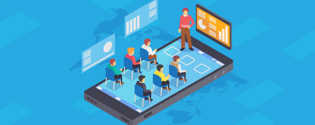 Role of Mobile App in eLearning Market