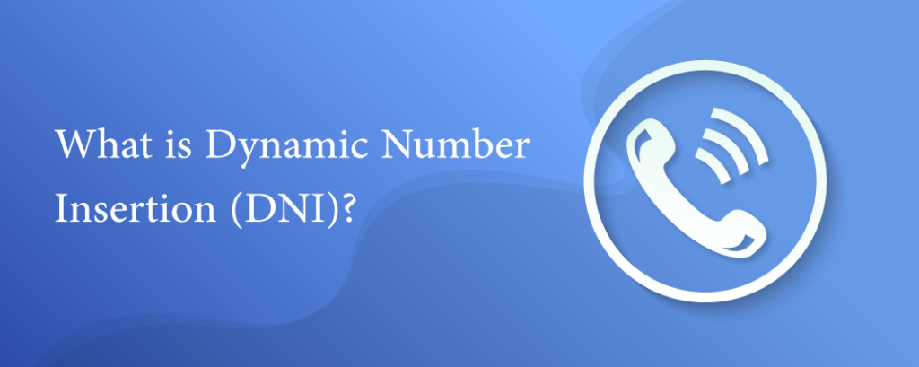 Dynamic Number Insertion
