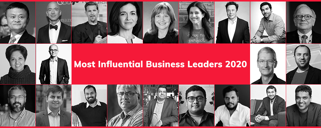Most Influential Business Leaders To Watch Out For In 2020