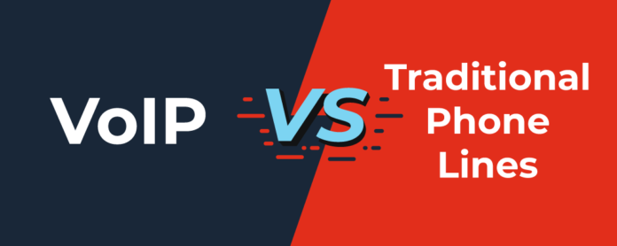 VoIP Vs Traditional Phone Lines