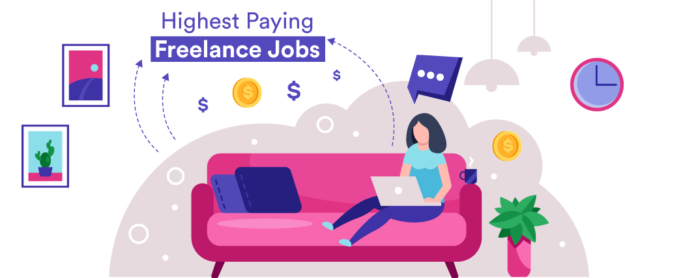 Highest Paying Freelance Jobs In 2020