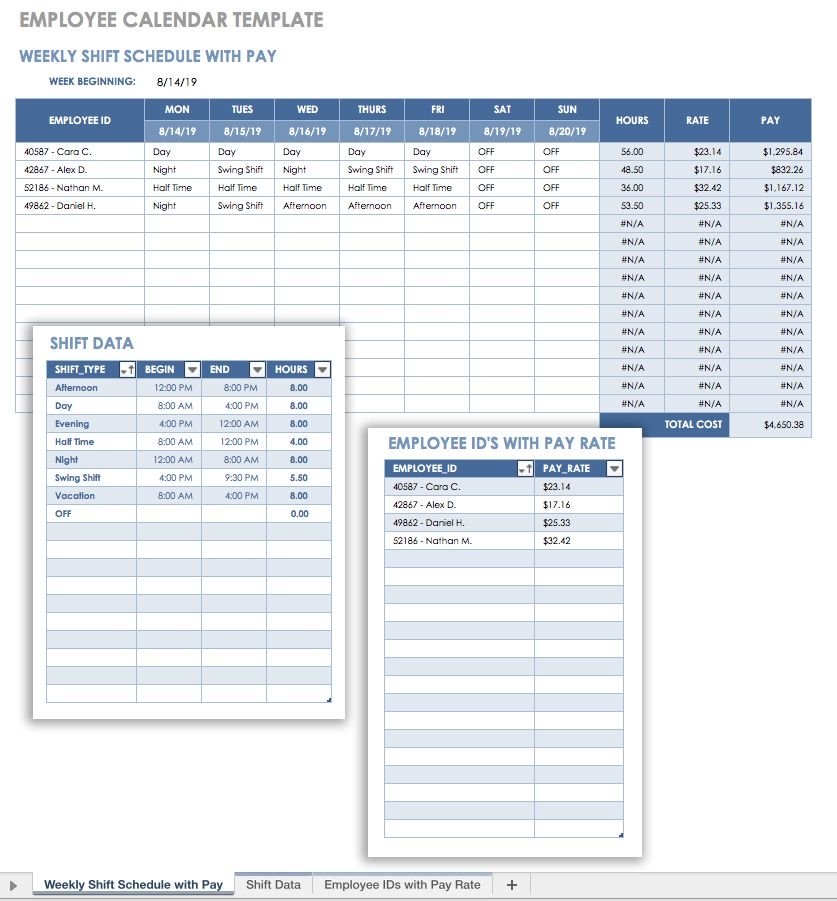 15 best hr  u0026 payroll templates in excel for free download