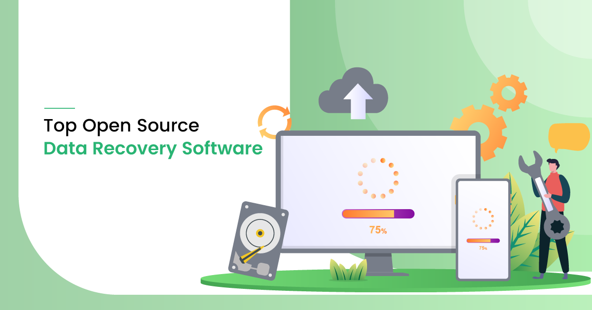 Top 12 Free Open Source Data Recovery Software Softwaresuggest