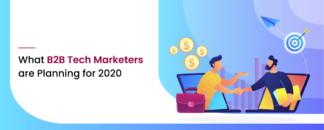 B2B Tech Marketers