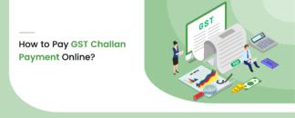 GST Challan Payment Online