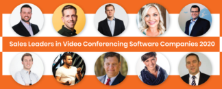 Sales Leaders in Video Conferencing Software Company