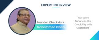 CheckMark Founder Interview