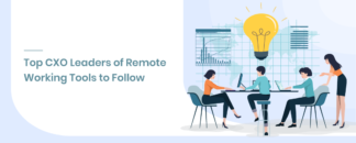 CXO Top CXO Leaders of Remote Working Tools
