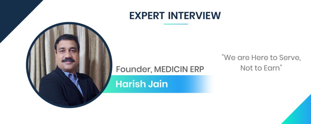 Expert Interview with Harish Jain