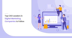 CXO Leaders in Digital Marketing Companie
