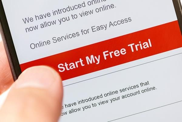 give free trial