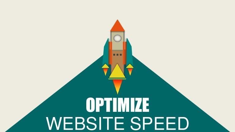 optimize webiste speed