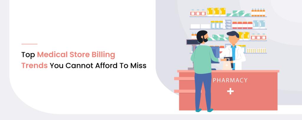 medical store billing