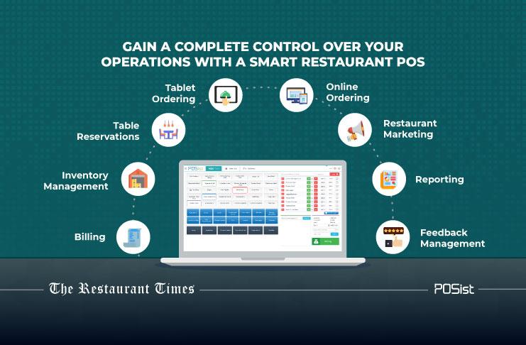 restaurant control