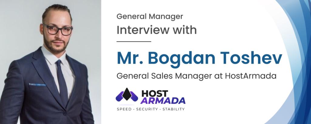 Mr. Bogdan Toshev